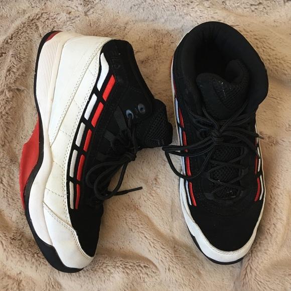 Fila Spitfire Mens Basketball Shoes Sz